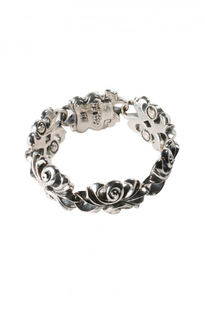 "Good Art ""Viva"" Sterling Bracelet"