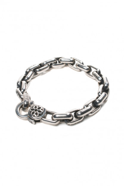 Good Art Critical Silver Bear Bracelet