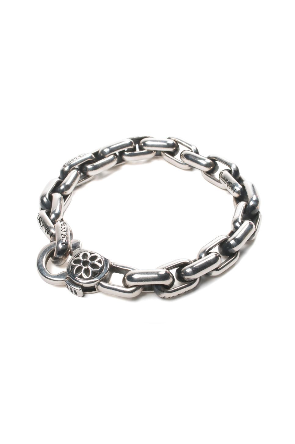 Good Art Critical Silver Bear Bracelet
