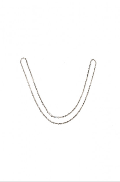 Good Art Sterling Silver Frisco Chain - 24""