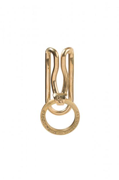 Good Art Easy Slider Key Holder - Brass