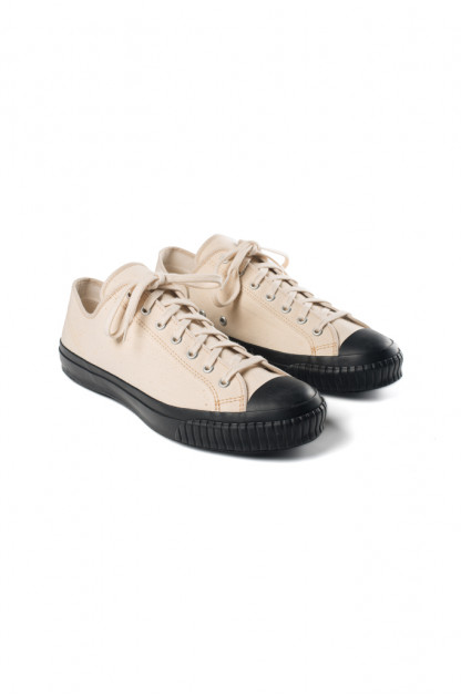 John Lofgren Champion Sneakers - Natural/Black