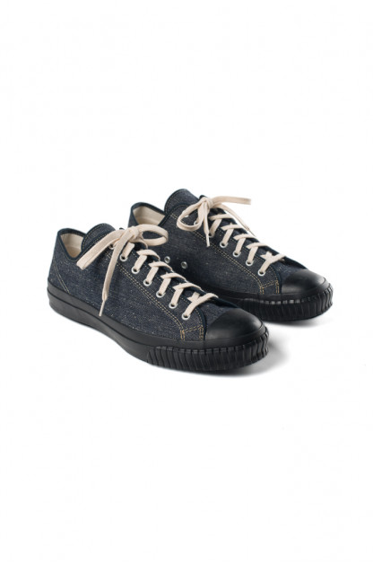 John Lofgren Champion Sneakers - Sugar Cane Denim