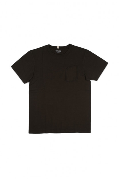 Lady White Clark Pocket T-Shirt - Washed-Out Olive