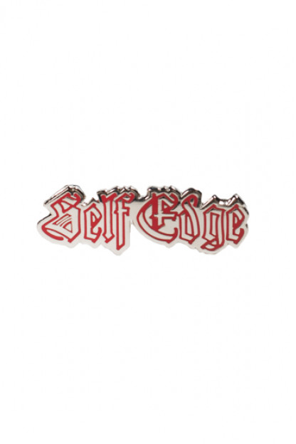 Self Edge Hard Enamel Pin - Self Edge