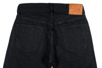 Sugar Cane Type III Black Denim Jeans - Slim - Image 3