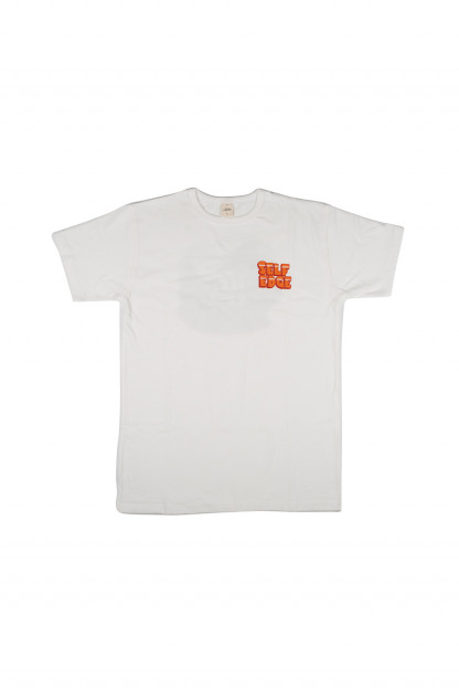 "Self Edge x Florian Bertmer ""South of the Border"" T-Shirt - White"