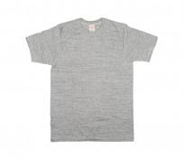 Whitesville Japanese Made T-Shirts - Gray (2-Pack) - Image 4