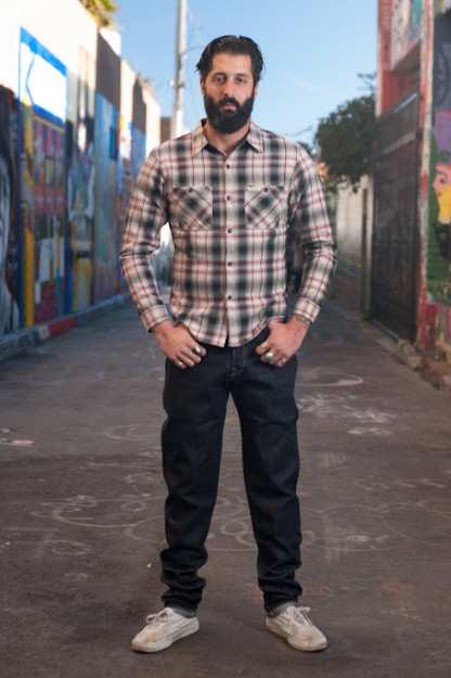 FH 3012 Jean - Straight Tapered