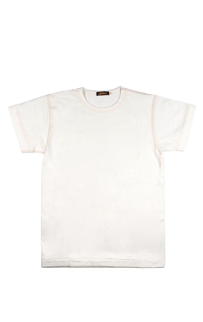 Mister Freedom Blank White T-Shirt