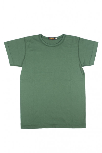 Mister Freedom Blank T-Shirt - Sage Green