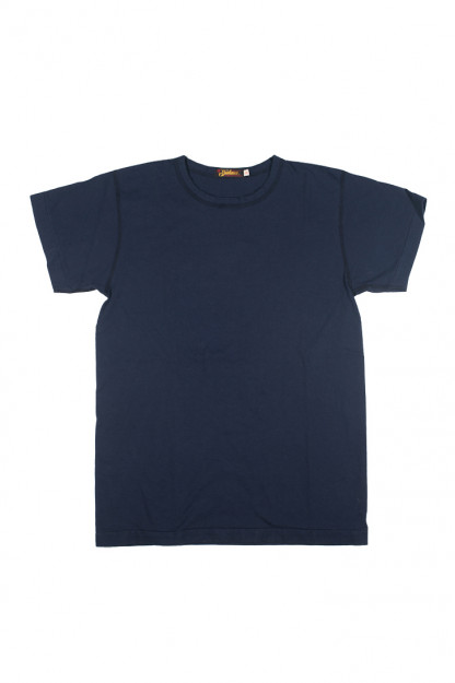 Blank T-Shirt - Navy Blue