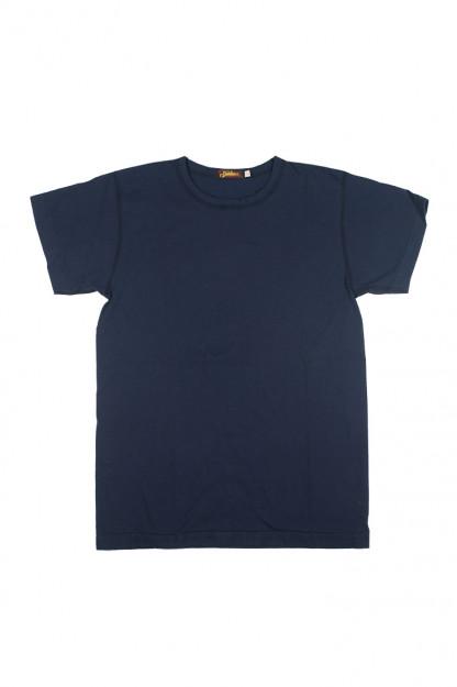 Mister Freedom Blank T-Shirt - Navy Blue