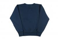 Strike Gold Heavy Loopwheeled Sweatshirt - Indigo Dyed - Image 3