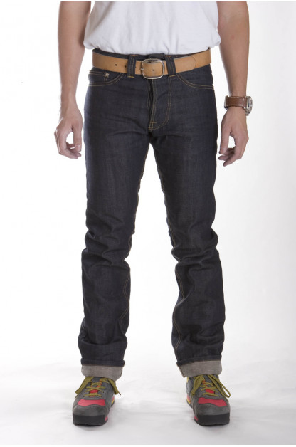 Imperial Duke Jean Made In Japan Indigo Jean