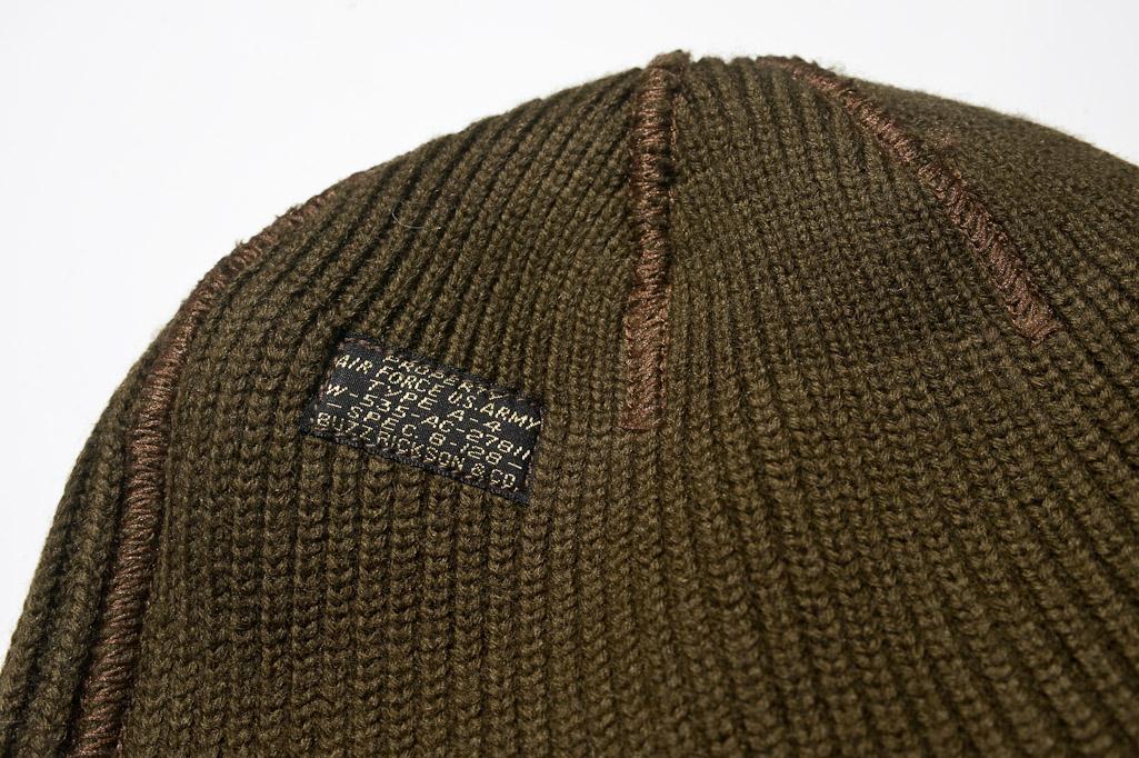 3b06b8435a4 Buzz rickson wool watch cap olive jpg 1025x682 Buzz rickson watch